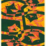 Fireflower Poster