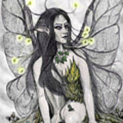 Firefly Faery Poster