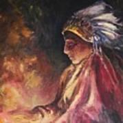 Firehandler Poster