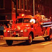 Fireman's Parade No. 3 Poster