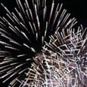 Firework Within Fireworks Poster