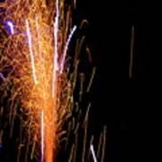 Fireworks II Poster