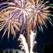 Fireworks No.4 Poster
