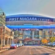 First Niagara Center Poster
