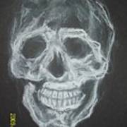First Skull Work Poster