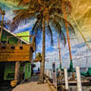 Fisherman Village Poster