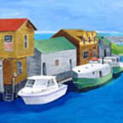 Fishtown Poster