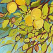 Five Lemons Poster