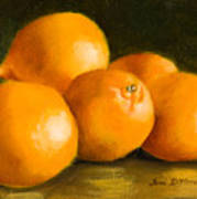 Five Oranges Poster