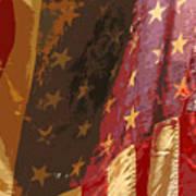 Flag 16 Poster
