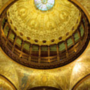Flagler College Rotunda II Poster
