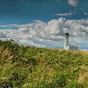 Flamborough Lighthouse, North Yorkshire. Poster