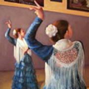 Flamenco 7 Poster
