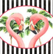 Flamingo Amore 5 Poster