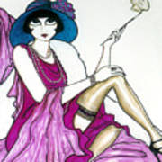 Flapper Girl 4 Poster