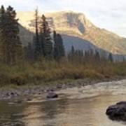 Flathead River Poster