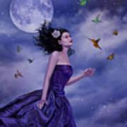Fleeting Beauty Poster