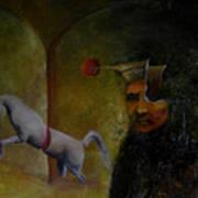 Flemish Surrealism Poster