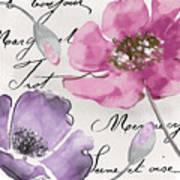 Fleurs De France IIi Poster