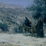 Flight Into Egypt Poster