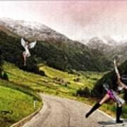 Flight Lovers Poster