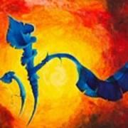Flor Cubana Poster