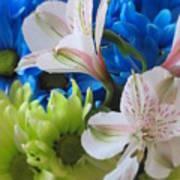 Floral Bouquet 1 Poster