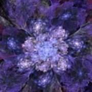 Floral Fantasy 1 Poster