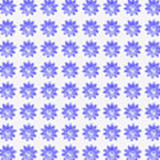 Floral Pattern 2 Poster