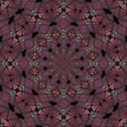 Florametric Mandala-12 Poster