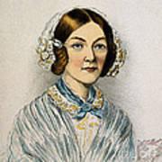Florence Nightingale, Nurse Poster