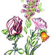 Florets Poster
