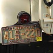 Florida Dodge Poster