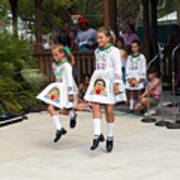 Florida Irish Dancers Poster