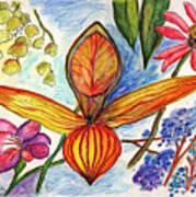 Flower 73 Poster