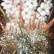 Flower Arrangment Poster