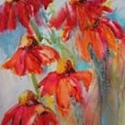 Flower Dance IIi Poster