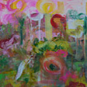 Flower Garden 2 Poster