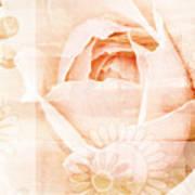 Flower Garden Poster by Frank Tschakert