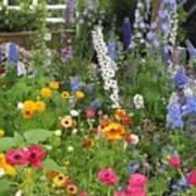 Garden Delight Poster
