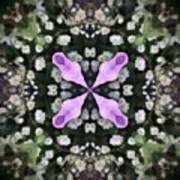 Flower Kaleidoscope_001 Poster