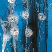 Flower Lineup Poster