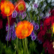 Flower Motion Poster
