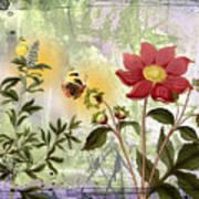 Flower-n Poster