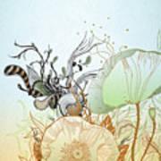 Flower Sol Poster