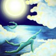 Flying Dream 2 Poster by Barbara Stirrup