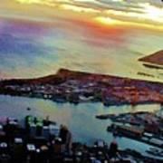 Flying Into Honolulu II Poster
