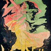 Folies Bergeres Poster