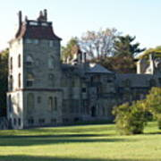 Fonthill Castle In Doylestown Pa Poster