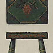 Footstool Poster